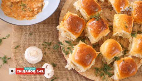 Ароматні пампушки - Україна на смак
