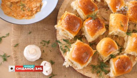 Ароматные пампушки - Украина на вкус