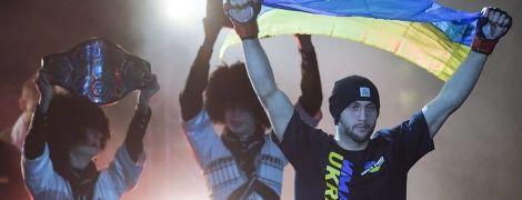 Бій українця та росіянина не відбудеться: Доскальчуку замінили суперника в UFC через смерть батька Нурмагомедова