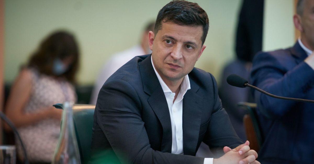 Зеленский анонсировал возобновление должности вице-премьера по промышленной политике