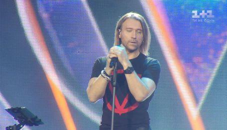 Олег Винник виступить з віртуальним концертом на НСК Олімпійський