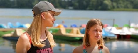Лідія Таран розповіла про труднощі із 12-річною донькою від Андрія Доманського