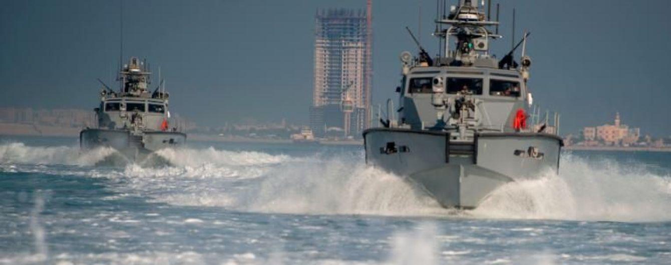 Украинский флот первым в мире получит американские патрульные катера Mark VI