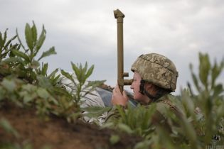 За сутки на Донбассе зафиксировали 8 вражеских обстрелов: боевики били из запрещенных минометов