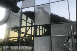 Стали известны подробности ночного обстрела комплекса в Мукачево