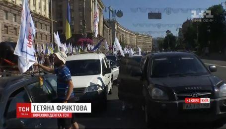 """Вкладники банку """"Аркада"""" планують вирушити на протест до Офісу президента"""