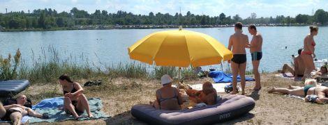 Минздрав рекомендует закрыть десятки пляжей в разных регионах Украины