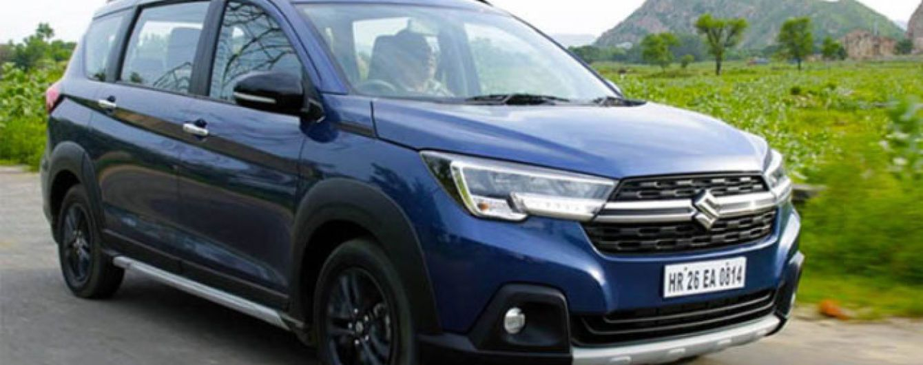 Suzuki начинает продажи кроссовера за 13 тысяч долларов