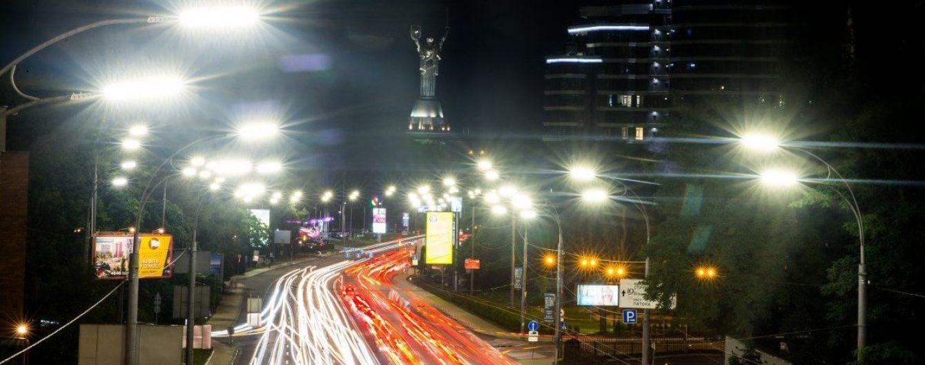 В Киеве зафиксировали самую теплую ночь