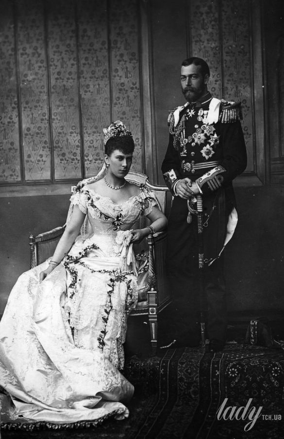 Мария Текская и король Георг_2