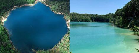 Черепашинский карьер: выходные с пикником над лазурным озером в Винницкой области