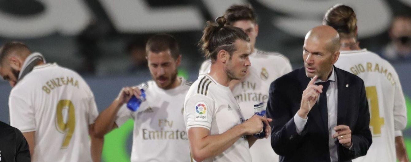 """""""Реал"""" позбудеться п'ятьох футболістів, але нікого не купуватиме - ЗМІ"""