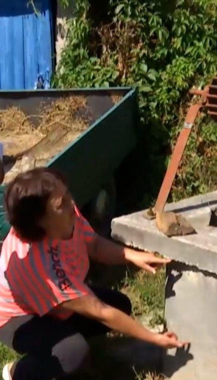 В одном из сел Житомирской области пересохли колодцы
