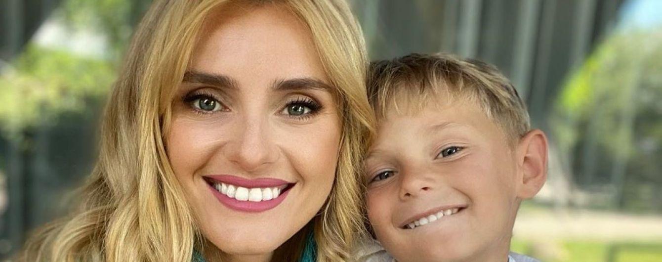 Ирина Федишин поздравила младшего сына с 5-летием и показала подарок