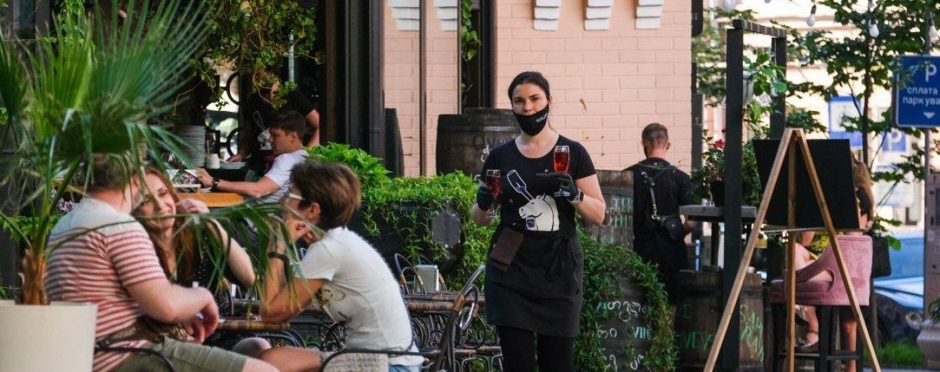 """В Кабмине объяснили, почему закрыли рестораны несмотря на """"небольшой процент"""" заражений коронавирусом"""