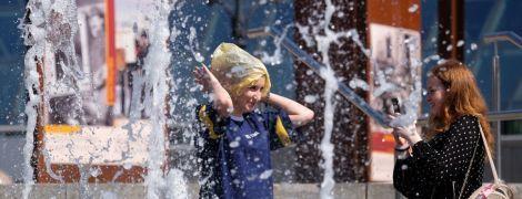 В Украине будет жаркая пятница — прогноз погоды