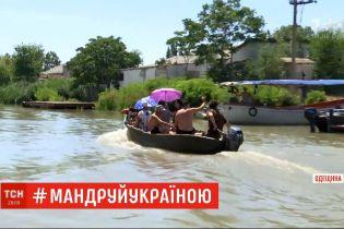 """Флешмоб """"Путешествуй по Украине"""": почему стоит посетить Вилково"""