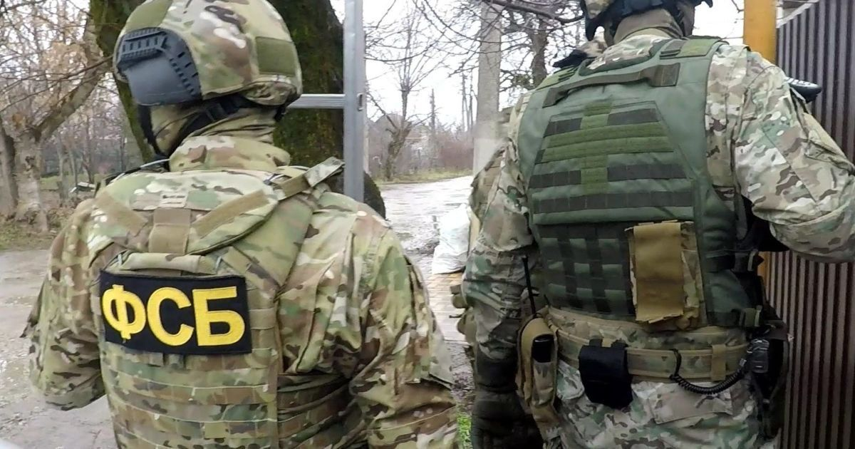 У Севастополі ФСБ затримала 20-річного українця – його звинувачують у збудженні ненависті