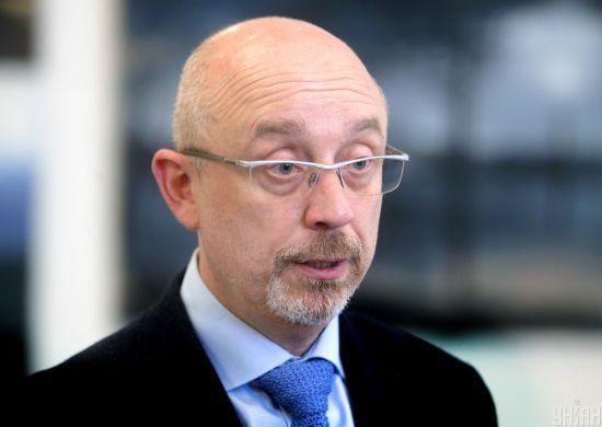 Україна розглядає можливість розміщення миротворців ОБСЄ на Донбасі - Резніков