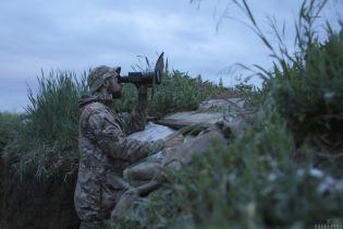 Війна на Донбасі: троє військових ООС отримали поранення за добу