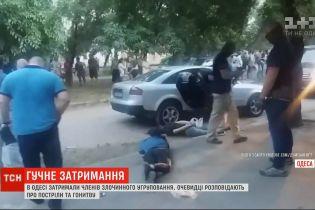 С выстрелами и погоней: СБУ провела спецоперацию по задержанию преступников в Одессе