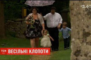 В Англії знову дозволили відзначати весілля