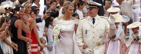 На честь річниці весілля: княгиня Шарлін і князь Альбер II поділилися новими сімейними світлинами