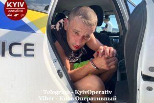 У Києві на Відрадному п'яний автомийник викрав Mercedes клієнта і розбив його вщент