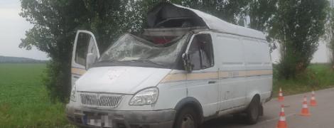 """Подрыв авто """"Укрпочты"""" в Полтавской области: полиция открыла производство и ввела план-перехват"""