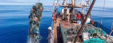 У Тихому океані виловили рекордну кількість сміття: воно важить понад сотню тонн