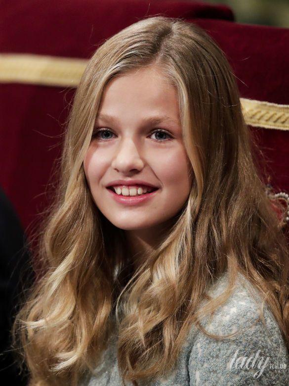 Испанская принцесса Леонор_1