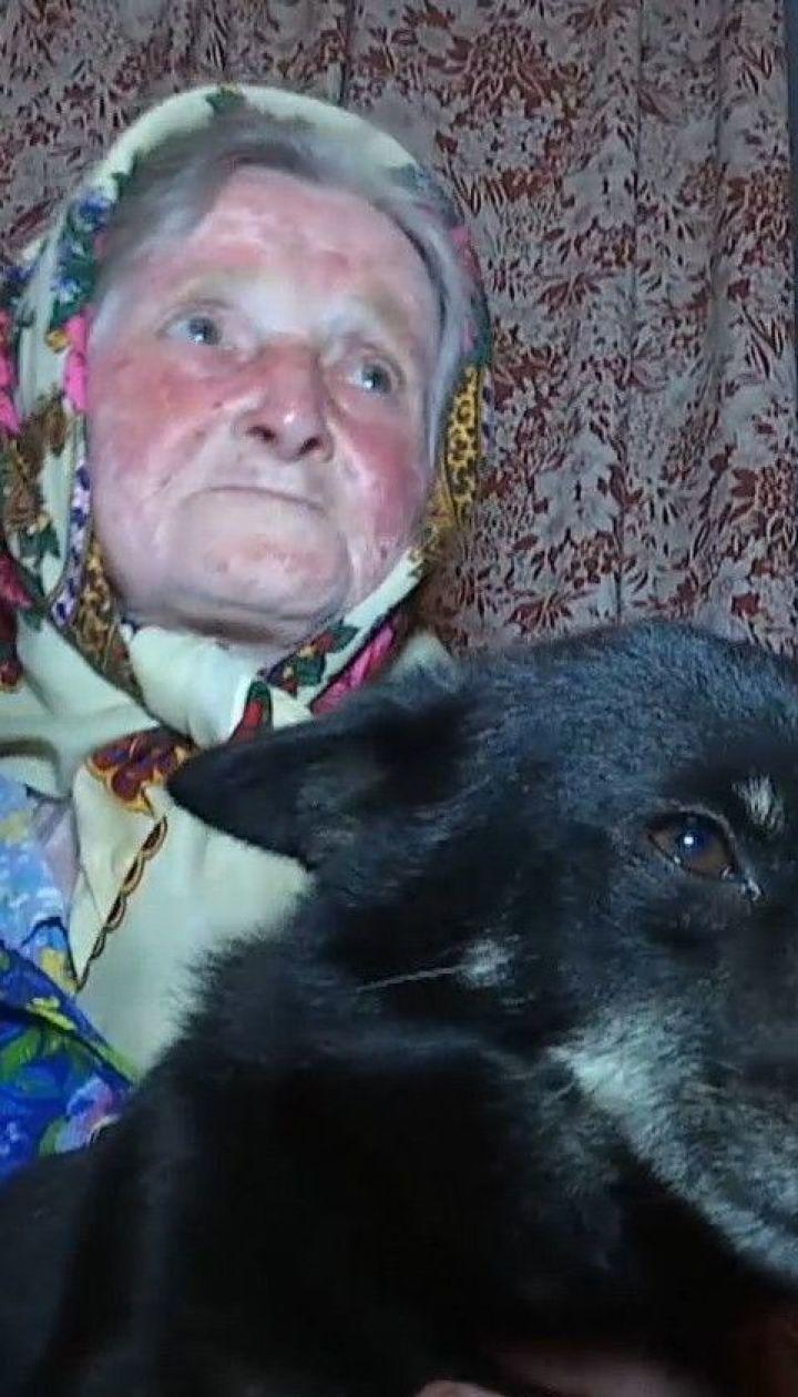 У Житомирській області бабуся заблукала у лісі і провела три дні без води та їжі