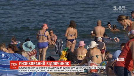 Брудна вода: на одеських пляжах виявили кишкову паличку та інших збудників інфекцій