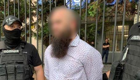 В Киеве полиция задержала двух российских наемников, работавших на спецслужбы РФ