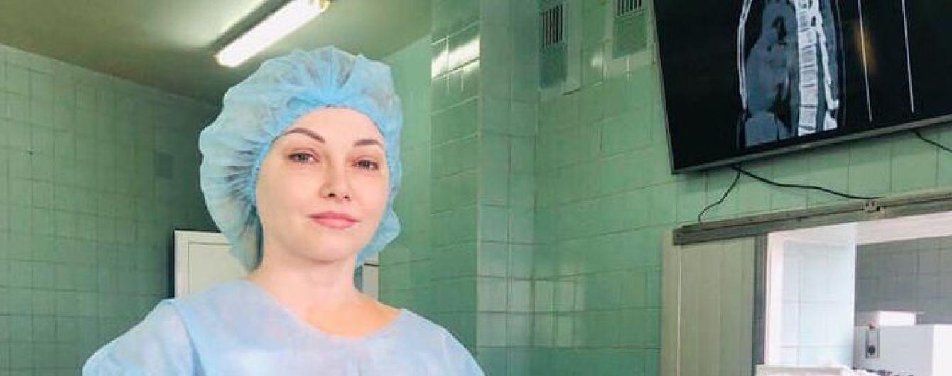 Ангеліні знову доводиться боротися за своє життя з злоякісною пухлиною