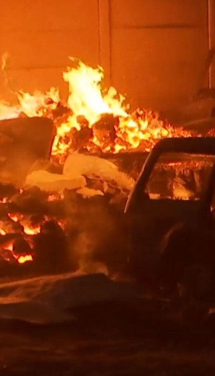 Лесные пожары в Луганской области: пятеро погибших, уничтожено полторы сотни зданий