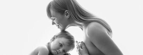 Топлес и в кругу семьи: беременная Светлана Тарабарова поделилась пикантным фото
