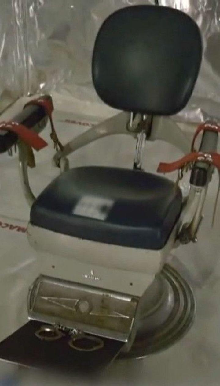 В Нидерландах полиция нашла контейнеры, переоборудованные в комнаты для пыток