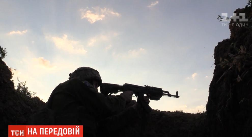 На передовій поранено п'ятьох українських військовослужбовців: ситуація на Донбасі