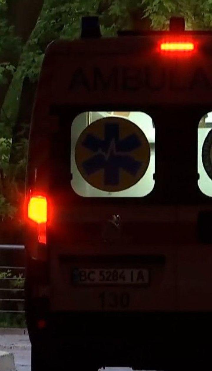 Во Львове мама мальчика с ожогами обратилась к врачам через сутки
