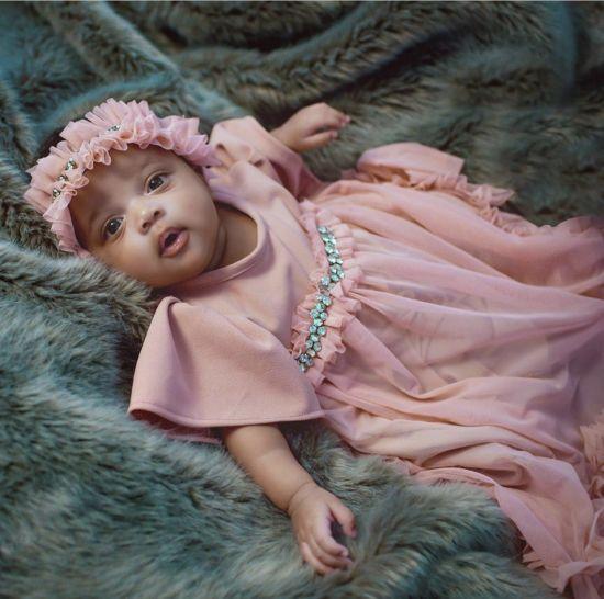 Найшвидша людина світу Усейн Болт показав маленьку донечку, яку назвав своїм прізвиськом