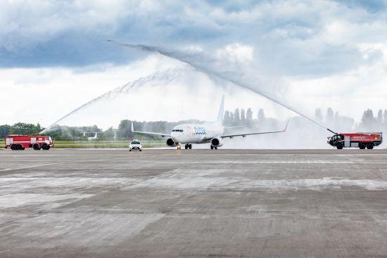 Авіакомпанія flydubai з ОАЕ відновила рейси до України