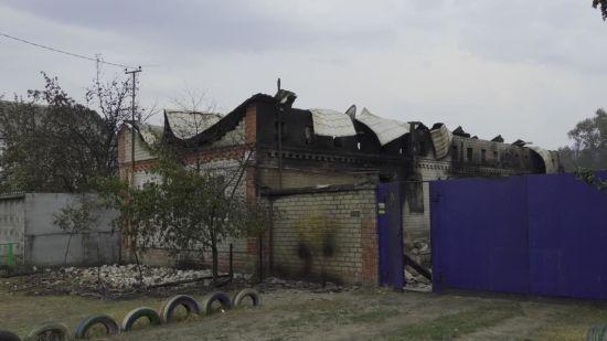 Пожежа в Луганській області: для компенсацій постраждалим виділили  50 мільйонів гривень