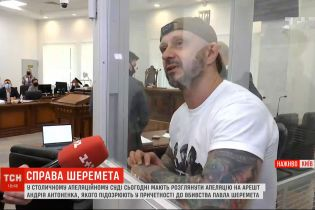 Четвертая попытка: столичный суд снова пытается рассмотреть апелляцию на арест Антоненко