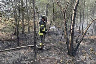 Смертоносна пожежа у Луганській області: відкритого вогню немає, лише три осередки тління