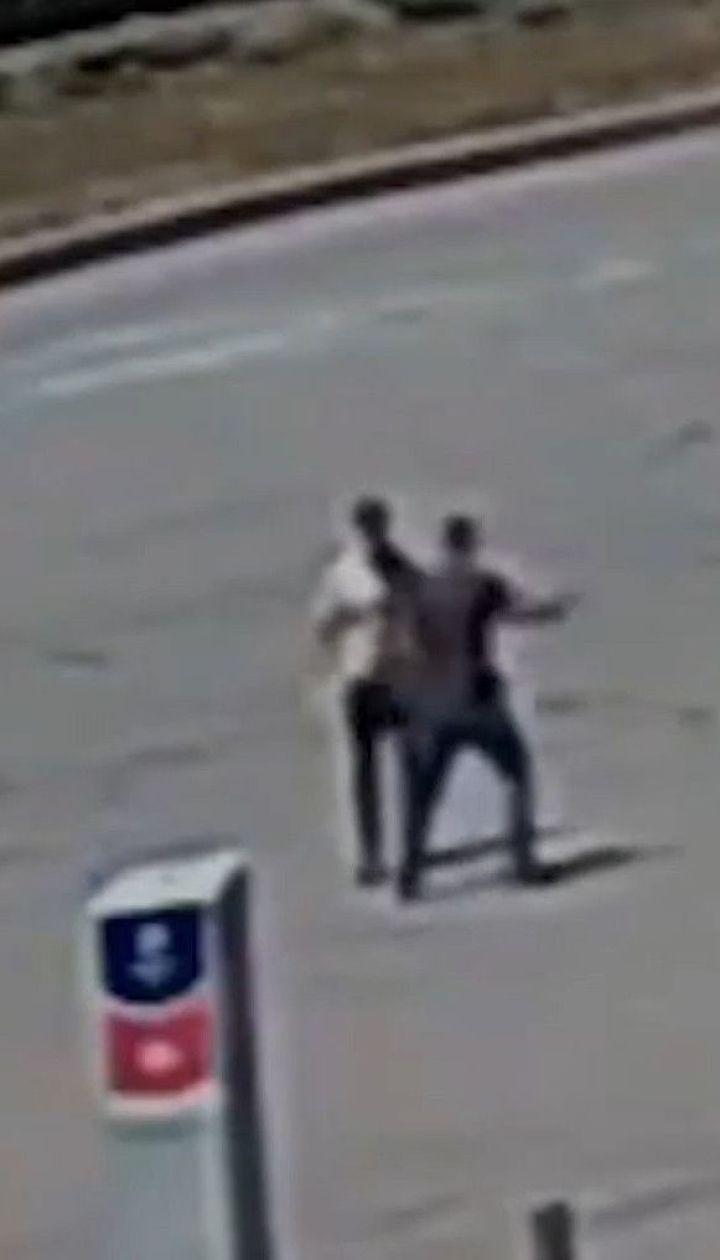 У Дніпрі водій напав на інспекторку поліції