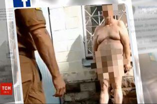 У столиці з інфекційного відділення у Шевченківському районі утік голий пацієнт