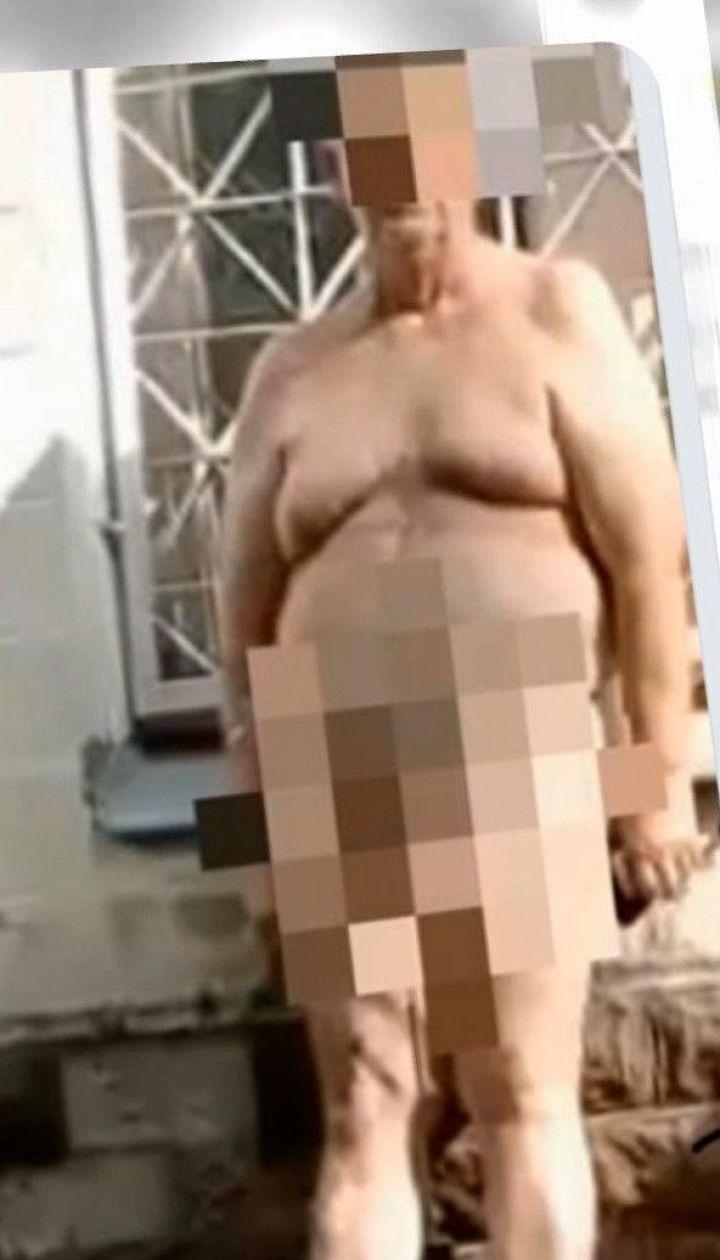 В столице из инфекционного отделения в Шевченковском районе сбежал голый пациент