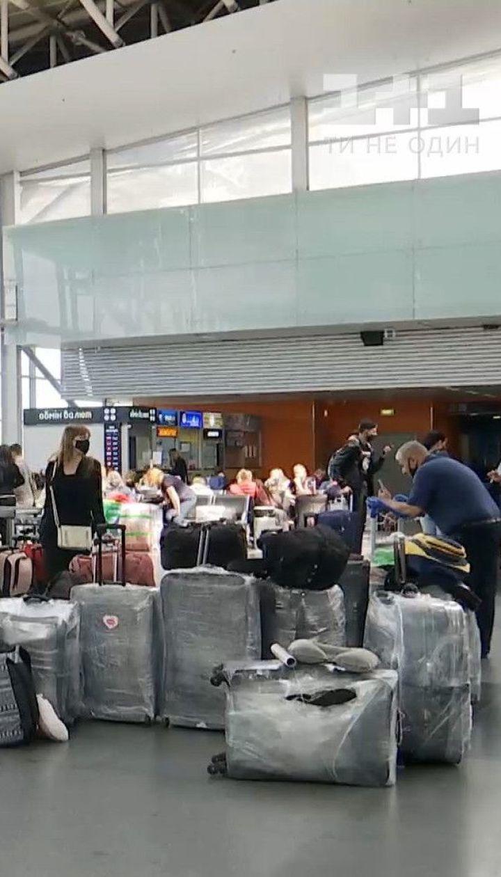 Завантаженість авіапотоку України зросла до 20 % від докарантинної норми