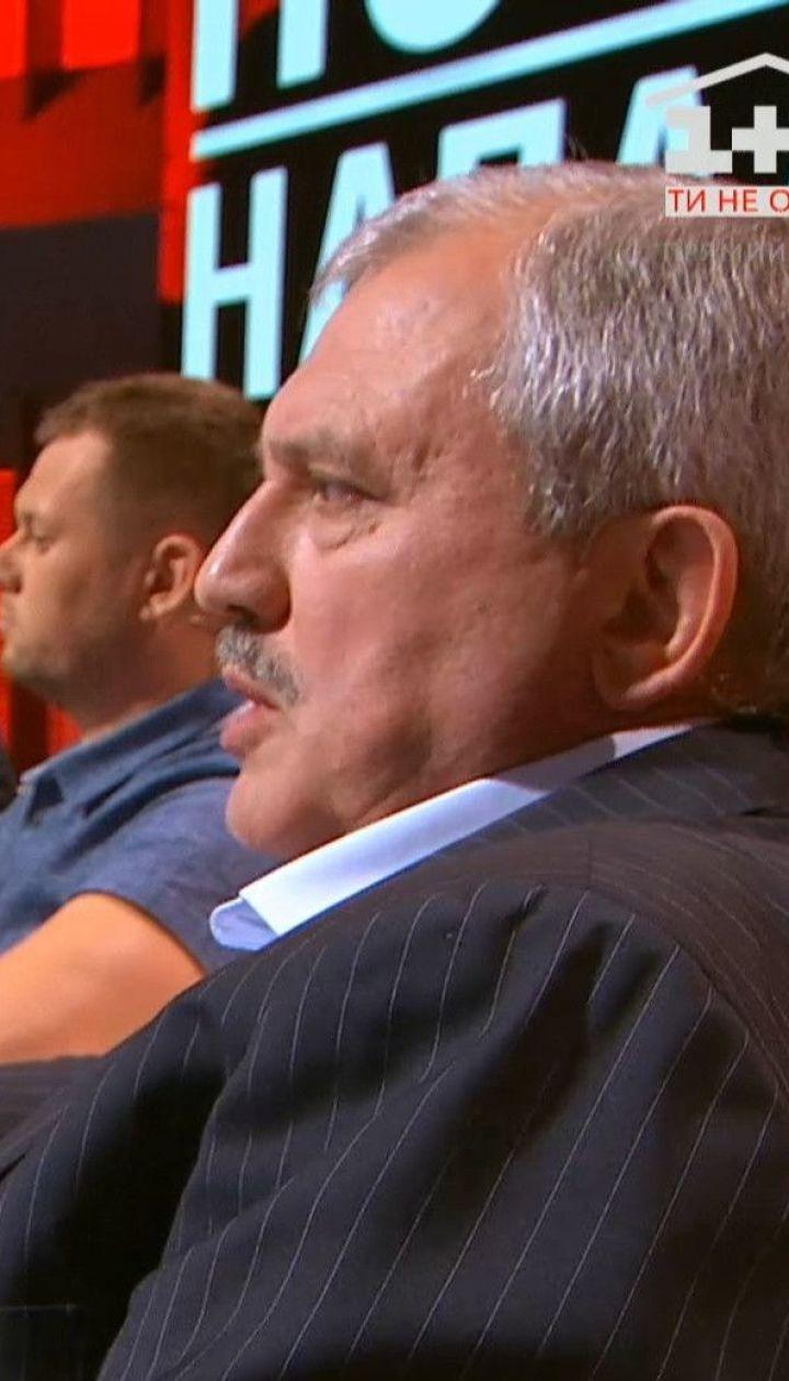 Андрей Сенченко: Офис президента системно давил на парламент 8 созыва